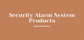Security Alarm System Products Bankstown