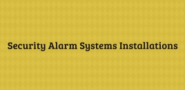 Security Alarm Systems Installations | Mercury PDS Phone Data Security Blackwood Blackwood