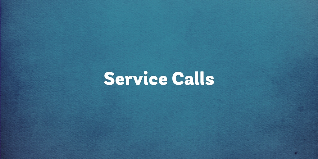 Service Calls  South Yarra Water Filters south yarra
