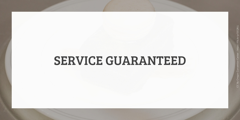 Service Guaranteed Pacific Pines