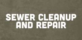 Sewer Cleanup and Repair Services Bonnells Bay
