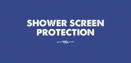 Shower Screen Protection Newtown