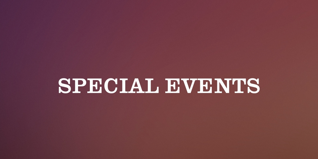 Special Events Casuarina
