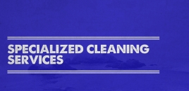 Specialized Cleaning Services | Home Cleaners Eglinton Eglinton