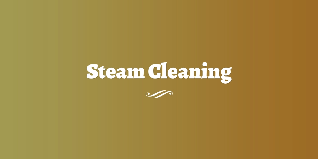 Steam Cleaning Campsie