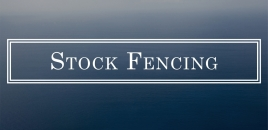 Stock Fencing phillip