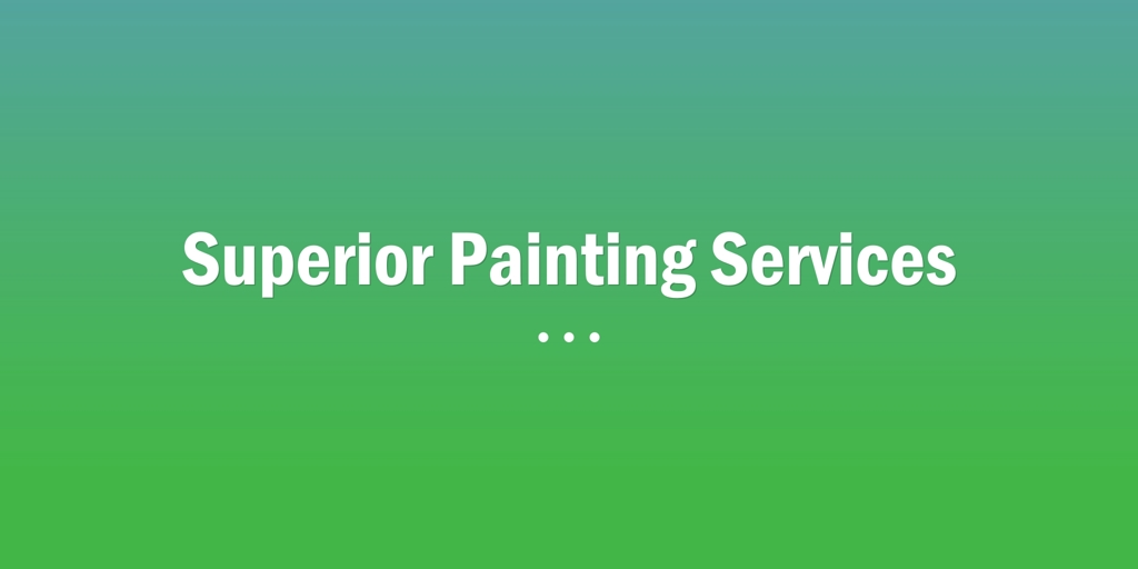 Superior Painting Services Chatswood
