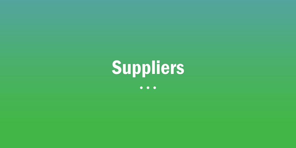 Suppliers seaholme
