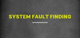 System Fault Finding Cairns City