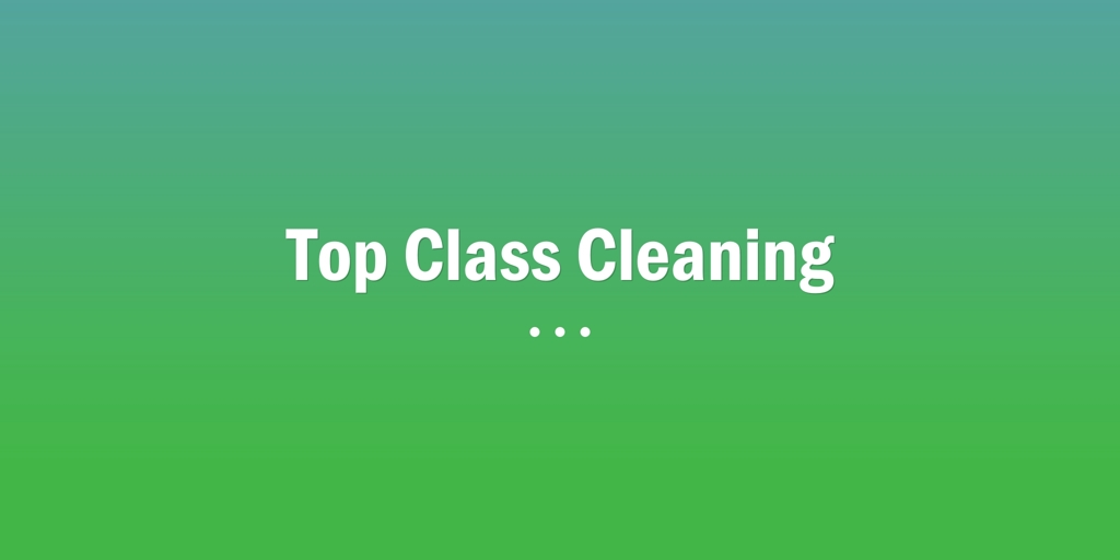 Top Class Cleaning Orange