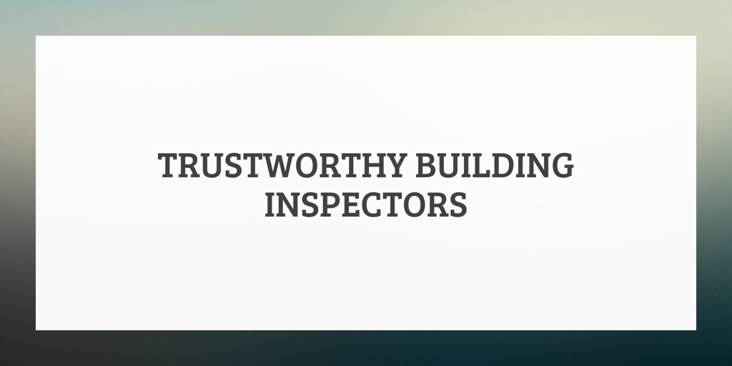 Trustworthy Building Inspectors West Pennant Hills