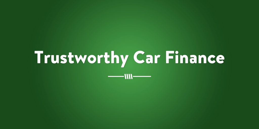 Trustworthy Car FInance Sydney