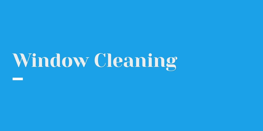 Window Cleaning Dianella