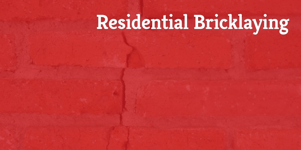 Frankston Residential Bricklaying Frankston