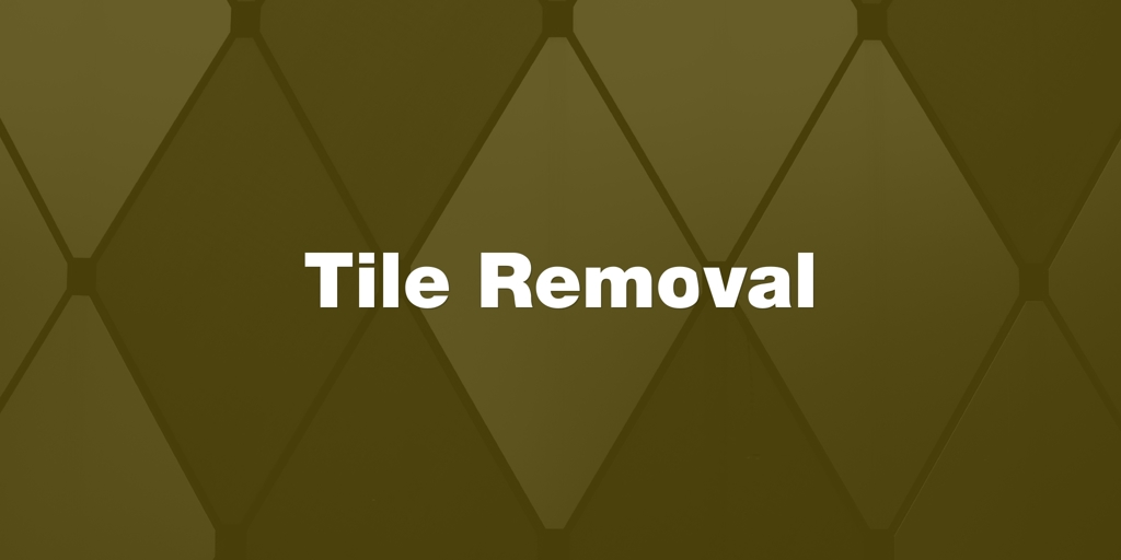 Warriewood Tile Removal Warriewood