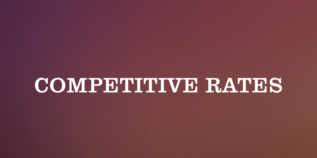 competitive rates Bardon