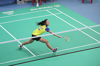 About Us - Badminton Court Madeley