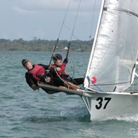 Course Laying Method Triangle Course - Yacht Clubs Bulimba