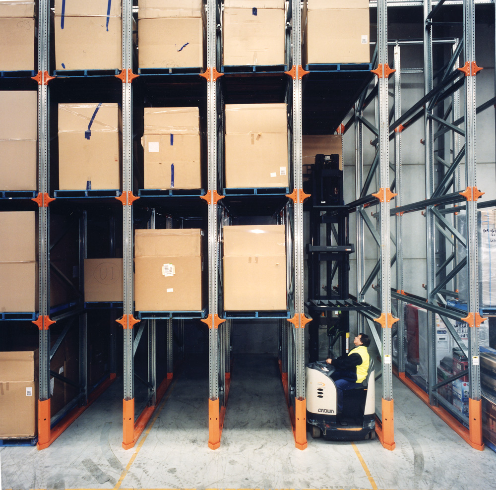Services - Shelving Systems Storage Dee Why